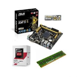 Upgrade Kabini 3: Asus AM1I-A & AMD Athlon 5350 & 4GB (1x4GB) RAM Bild0