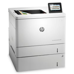 HP Color LaserJet Enterprise M553x Farblaserdrucker WLAN Bild0