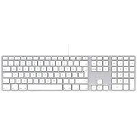 Apple Keyboard mit Ziffernblock (Schwedisches Layout)