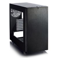 Fractal Design Define S black Window ATX Gehäuse Seitenfenster USB3.0