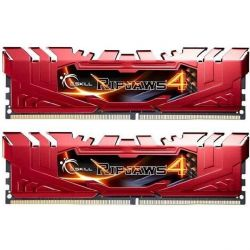 8GB (2x4GB) G.Skill Ripjaws 4 DDR4-2133 CL15 (15-15-15-35) RAM DIMM Kit Bild0