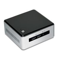 Intel NUC Kit NUC5i5MYHE mini PC i5-5300U 0GB RAM 0GB HDD 2x Displayport