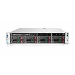 "HP ProLiant DL380p Gen8 Server 2x Xeon E5-2650 32GB RAM 2HE 8x 6,4cm 2,5"" Bild0"