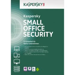 Kaspersky Small Office Security V4.0 Base - 1 Lizenz - 5-9 User Bild0