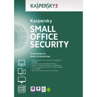 Kaspersky Small Office Security 4 - Desktops+Mobiles+File Servers 5-9User 3a Liz
