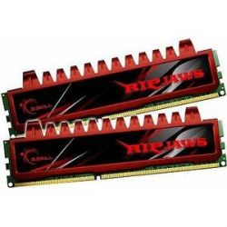 8GB (2x4GB) G.Skill Ripjaws DDR3-1066 CL7 (7-7-7-18) RAM DIMM Kit Bild0