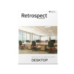 Retrospect Desktop v10 (5 Clients) - ESD Bild0