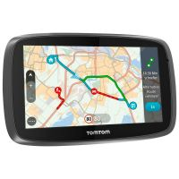 TomTom Go 6100 World Always Connected lebenslange Kartenupdates GLONASS Radar