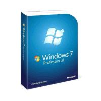 Windows 7 Professional 64Bit (OEM) inkl. SP1 ENG