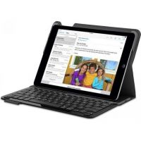 Logitech Type+ Case und Tastatur für iPad Air 2 Carbon Black