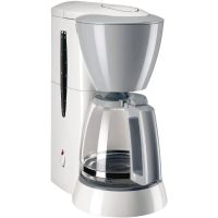 Melitta Single 5 M 720-1/1 Kaffeemaschine weiß/grau