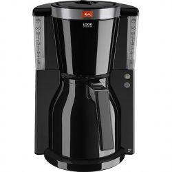Melitta Look Therm Selection 1011-12 Kaffeemaschine schwarz Bild0
