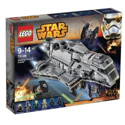 LEGO Star Wars - Imperial Assault Carrier (75106) Bild0