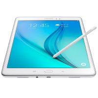 Samsung GALAXY Tab A 9.7 P550N Tablet + S Pen WiFi 16 GB Android 5.0 weiß
