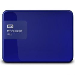 WD My Passport Ultra (2015) USB3.0 2TB 2.5zoll - Blau Bild0