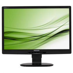 "Philips 221S3LCB/00 54,6 cm (22"") 16:9 Full HD Monitor VGA/DVI 5 ms 20Mio:1 HV Bild0"