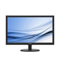 "Philips 223V5LHSB/00 54,6 cm (22"") 16:9 Full HD Monitor VGA/HDMI 5 ms 10Mio:1"