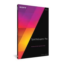 SONY SpectraLayers Pro 3 - Box Bild0