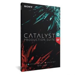 SONY Catalyst Production Suite - ESD Bild0