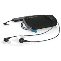 BOSE Quietcomfort 20 Schwarz In Ear Acoustic Noise Cancelling Ohrhörer, Android