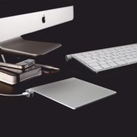 Mobee The Power Bar USB-Akku-Pack für Apple Trackpad