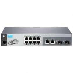 Aruba 2530-8G 8-Port Switch (8x Gigabit, 2x Kombi-Gigabit-SFP) verwaltet L2 Bild0