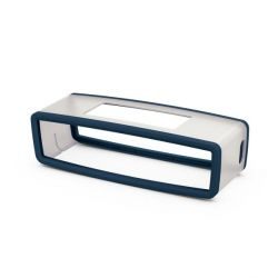 BOSE Soundlink Mini Soft Cover Marineblau / Navy Blue Bild0