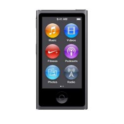 Apple iPod nano 16 GB - Space Grau Bild0