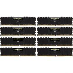 64GB (8x8GB) Corsair Vengeance LPX Black DDR4-2133 RAM CL13 (13-15-15-28) Bild0