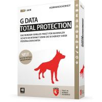 G DATA Total Protection 3 Lizenzen 2 Jahre Renewal - ESD