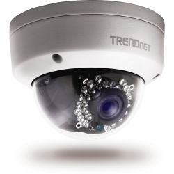 TRENDnet TV-IP311PI Outdoor Dome Netzwerkkamera Full-HD 3MP PoE  Bild0