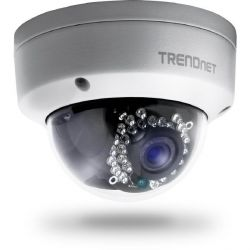 TRENDnet TV-IP321PI Outdoor HD Dome Netzwerkkamera PoE 1,3MP Bild0