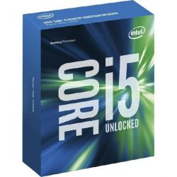 Intel Core i5-6600K 4x3.5GHz 6MB-L3 Turbo/IntelHD Sockel 1151 (Skylake) Bild0