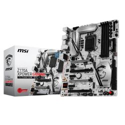 MSI Z170A XPOWER Gaming Titanium Edition ATX Mainboard Sockel 1151 Bild0