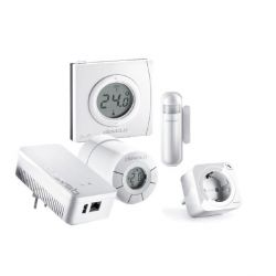 "Devolo Home Control Set ""Temperatur"" klein (Smart Home Zentr.+4 Aktoren, Z Wave) Bild0"