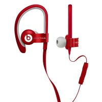 Beats by Dr. Dre Powerbeats 2 In-Ear-Kopfhörer in rot