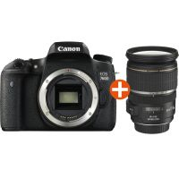 Canon EOS 760D Kit EF-S 17-55mm f/2.8 IS USM Spiegelreflexkamera *Aktion*