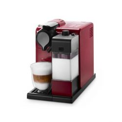 DeLonghi EN 550.R Lattissima Touch Nespresso Glam Red Bild0