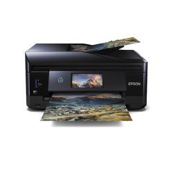 EPSON Expression Premium XP-830 Multifunktionsdrucker Scanner Kopierer Fax WLAN Bild0