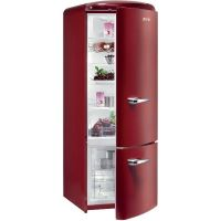 Gorenje RK60319 OR Kühl-/Gefrierkombination A++ 170cm 284l Vulcano Red