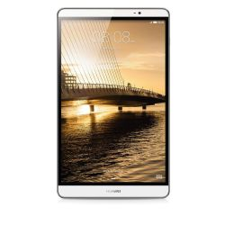 HUAWEI MediaPad M2 8.0 Tablet LTE 16 GB Android 5.0 silber Bild0