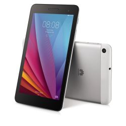 HUAWEI MediaPad T1 7.0 Tablet WiFi 8 GB Android 4.4 silber Bild0