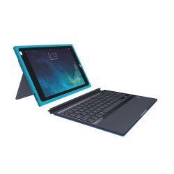 Logi BLOK Protective Keyboard Case for iPad Air 2 - TEAL BLUE Bild0