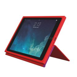 Logi BLOK Protective Case for iPad Air 2 - RED PURPLE Bild0