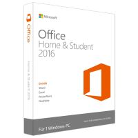 Microsoft Office Home & Student 2016, 1PC PKC