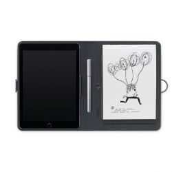 Wacom Bamboo Spark snap-fit iPad Air 2 Bild0
