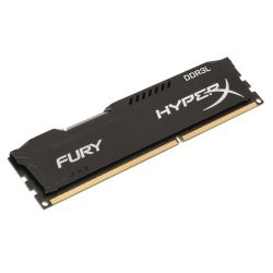 8GB HyperX Fury schwarz DDR3L-1600 CL10 RAM Low Voltage Bild0