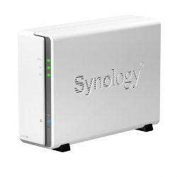 Synology Diskstation DS115j NAS Bundle + WD Red 3TB WD30EFRX Bild0