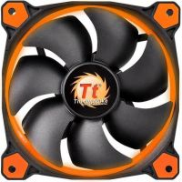 Thermaltake Riing 12 LED orange Gehäuselüfter 120x120x25mm 1000/1500upm