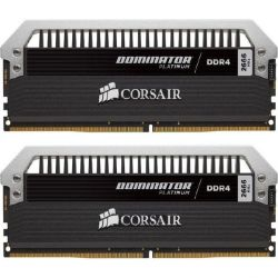 8GB (2x4GB) Corsair Dominator Platinum DDR4-3000 CL15 (15-17-17-35) DIMM-Kit  Bild0